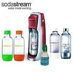 SodaStream Fountain Jet Soda Maker Exclusive Kit (4 Bottles & Mini CO2) $46.99 + Free Shipping