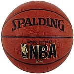 "Spalding NBA Zi/O Indoor/Outdoor Basketball (29.5"") $18.99 @ Amazon w/ Free Prime Shipping or @ $35"