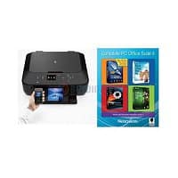BuyDig Deal: Canon PIXMA MG5520 Wireless Inkjet Photo All-in-One Printer + Corel PC Office Suite 4 - $79 + Free Shipping