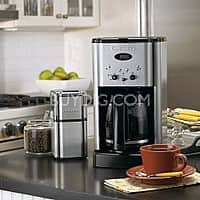 BuyDig Deal: Cuisinart Refurbs: DCC-1200 12-Cup Programmable Coffee Brewer $33.15,  CJE-500 Compact Juice Extractor $33.15 & More + FS AC