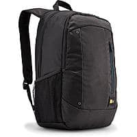 "Walmart Deal: Case Logic 15.6"" Laptop Backpack (Black)  $15 + Free Site-to-Store Shipping @ Walmart"