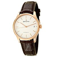 Ashford Deal: Zenith Solid Gold Men's Heritage Port Royal Watch $3995 + Free shipping
