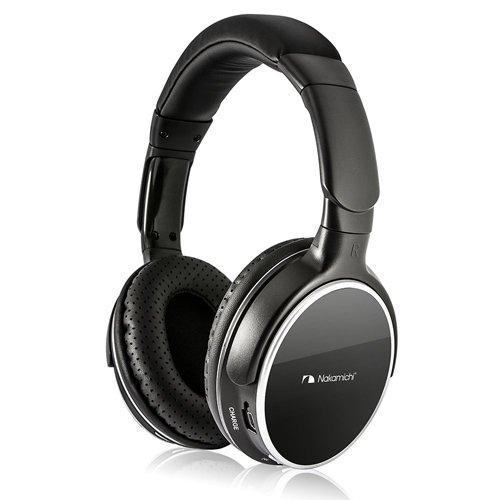 Nakamichi BT304 Series Bluetooth Over the Head Headphones (Black) $49.99 + Free Shipping