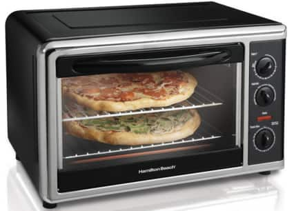 Hamilton Beach Countertop Oven with Convection and Rotisserie (Refurbished) $49.99 + Free Shipping