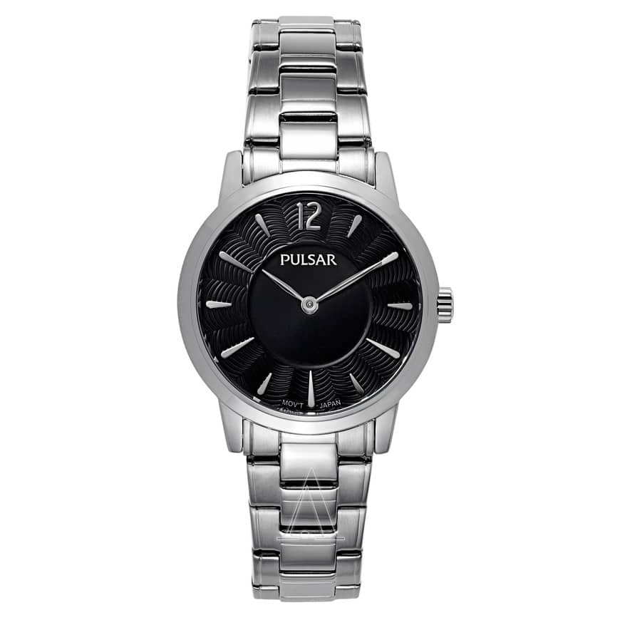 Pulsar Easy Style Stainless Steel Women's Watch (PM2145) $19.99 + Free Shipping