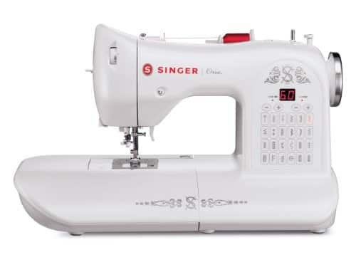 Singer One Easy-to-Use Computerized Sewing Machine (Refurbished) $114 + Free Shipping