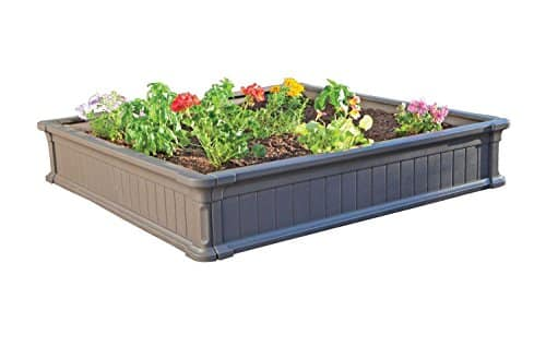 3-Pack Lifetime 60069 Raised Garden Bed Kit (4 by 4 Feet) $94.83 + Free shipping @ Amazon