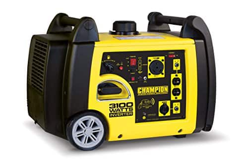 Champion 75537i 3100W Portable Inverter Generator w/ Wireless Remote Start $625 + Free Shipping for Prime only or Walmart P/u