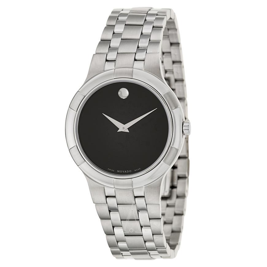 Movado Men's Metio Quartz Watch w/ Stainless Steel Bracelet $219 + Free Shipping