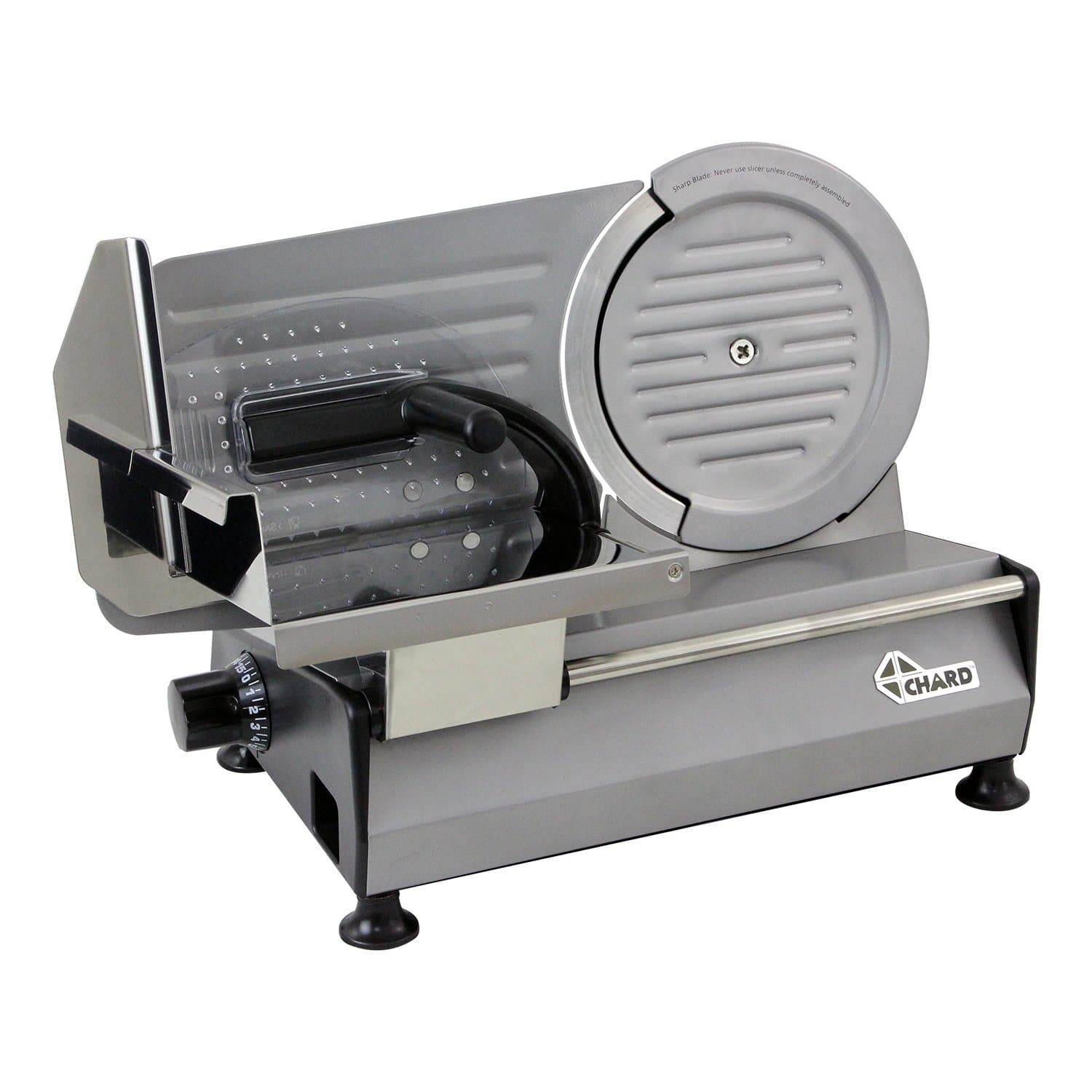 "*Now Dead* 8.6"" CHARD 150 Watt Stainless Steel Electric Meat Slicer (FS-860) $35.31 @ Amazon"