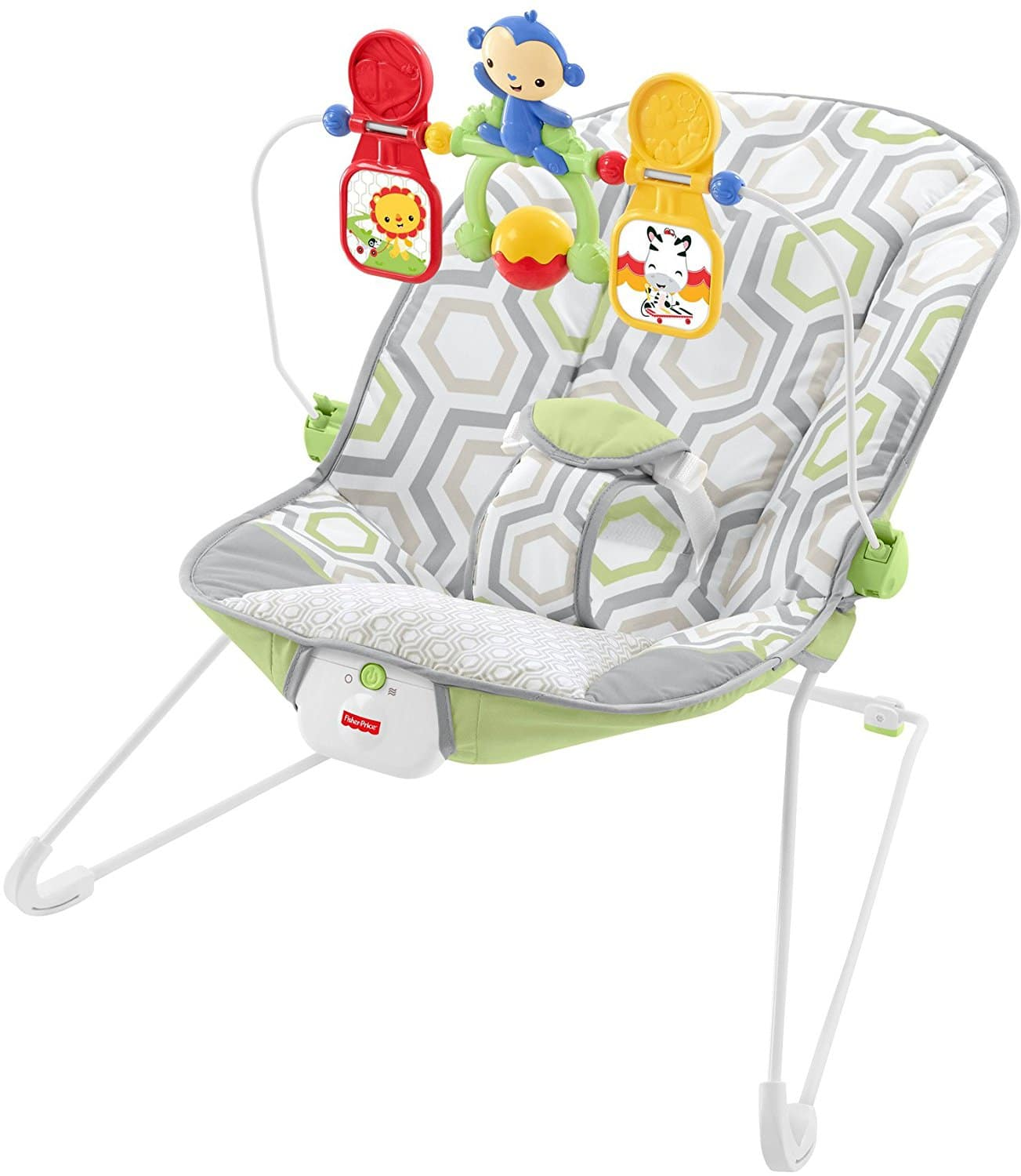 Fisher-Price Baby's Bouncer (Geo Meadow) $18.79 @ Amazon (Prime Members Only) or Target