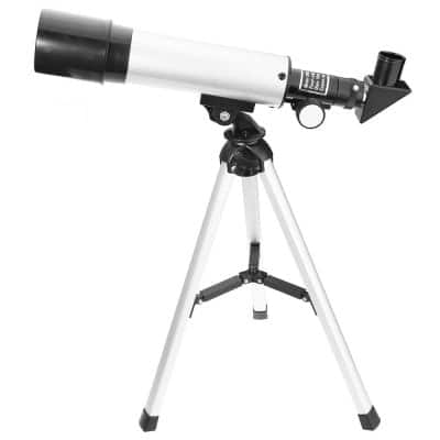 F36050M Astronomical Monocular Telescope for Beginners (Silver) $18.99 + Free shipping