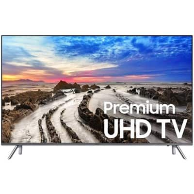 "82"" Samsung UN82MU8000 UHD 4K HDR LED Smart HDTV + $165 Rewards $3,298 + FS (Authorized Dealer) $3298"