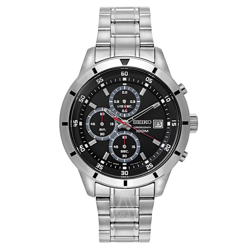 Seiko Men's Special Value Chronograph Watch $75 + Free Shipping