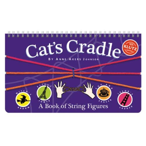 Cat's Cradle Book Kit $3.57 @ Amazon w/ Prime shipping