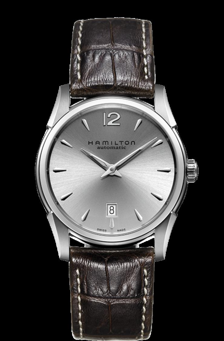 Hamilton Jazzmaster Slim Men's Automatic Watch (H38515555) $359 AC w/ Free Shipping