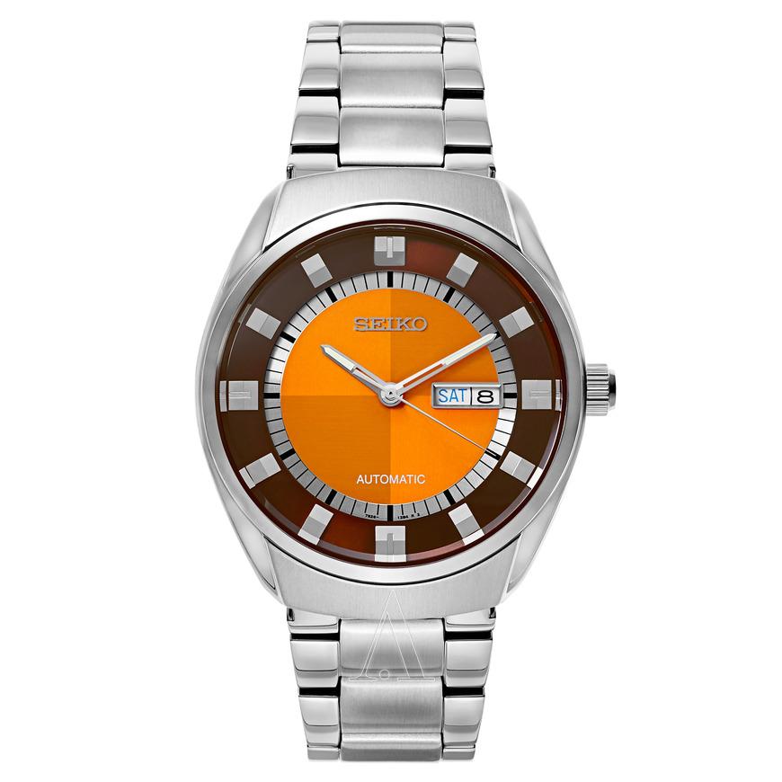 Seiko Men's Recraft Series Automatic Watch (SNKN75) $80.00 + Free Shipping