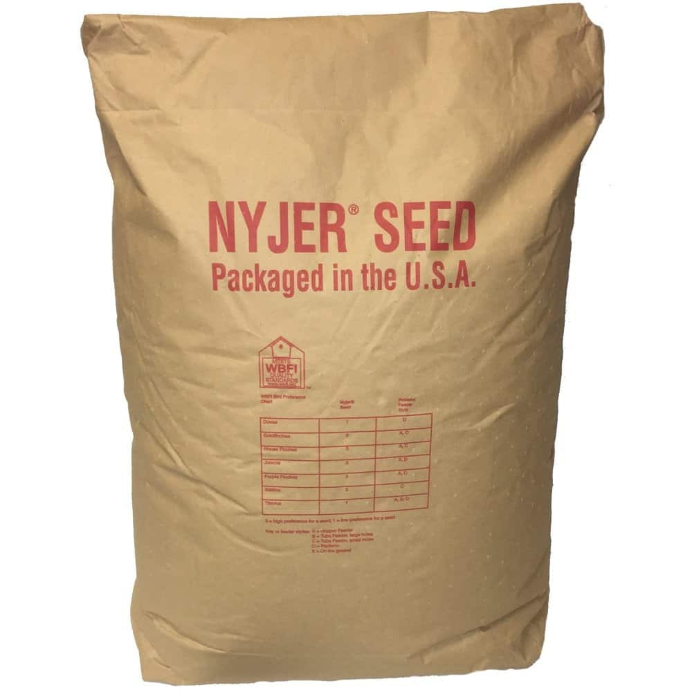 50lb Wagner's 62052 Nyjer Thistle Seed Wild Bird Food $42.31 + free shipping