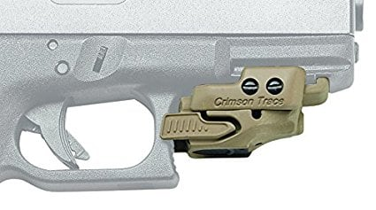 Crimson Trace CMR-201 Rail Master Universal Red Laser Sight $79.74 + free shipping