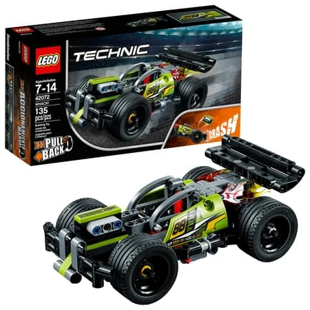 LEGO Technic WHACK! 42072 Building Set (135 Pieces) $12 w/ Walmart Pickup or Prime Shipping