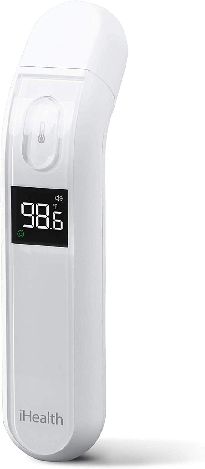 iHealth Infrared Forehead Thermometer $19.91 @ iHealth Via Amazon w/ Prime shipping