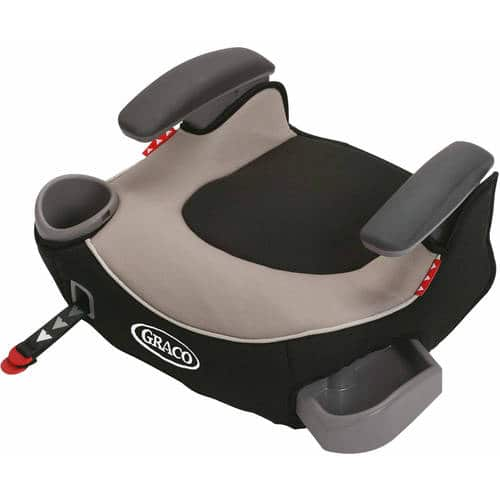 Graco Affix Backless Booster Car Seat, Pierce $23.63