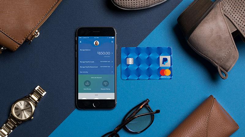 Paypal Mastercard 2% cashback