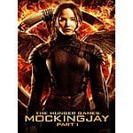 99¢ Rental : Hunger Games Mockingjay Part 1 on CinemaNow