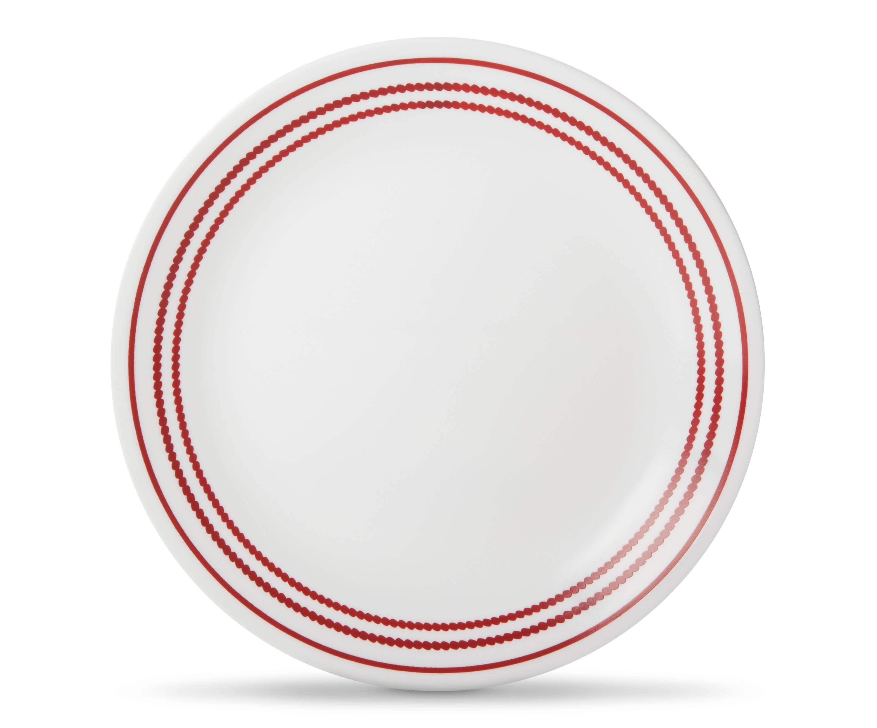 Corelle Lunch Plates Set of 6 $9.99 Target.com FS + 5% off with Red Card