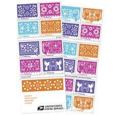 eBay Mobile App only: 160-Count Forever Postage Stamps $64.65 w/ PayPal Flash Promo Exp 8pm PST