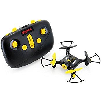 Tenergy via Amazon Syma X20 Mini Headless Quadcopter RC Drone (Black) $18.99 No Code No Tax Prime or FSSS over $25
