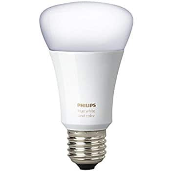 Philips Hue White and Color Ambiance LED Smart Bulb @ 38.97 $38.97