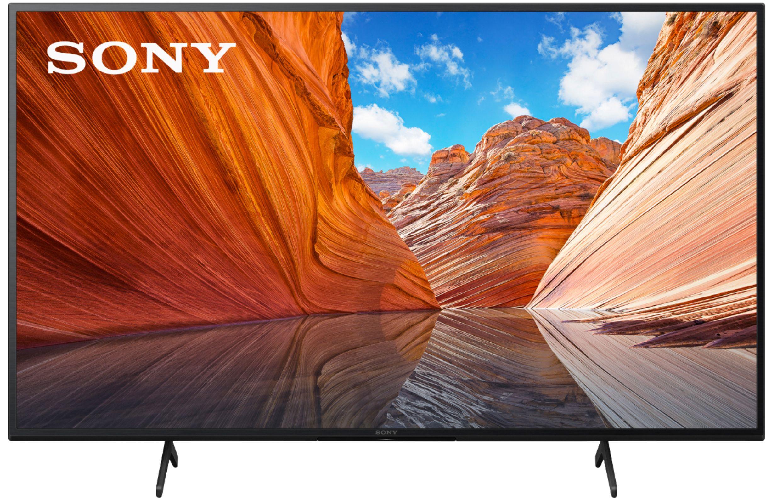 "Sony - 43"" Class X80J Series LED $549 + FS at Best Buy"