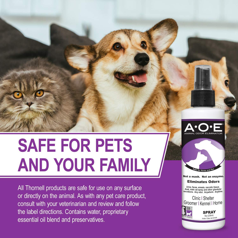 A.O.E Animal Odor Eliminator Remover Spray $2.37 after coupon at Amazon