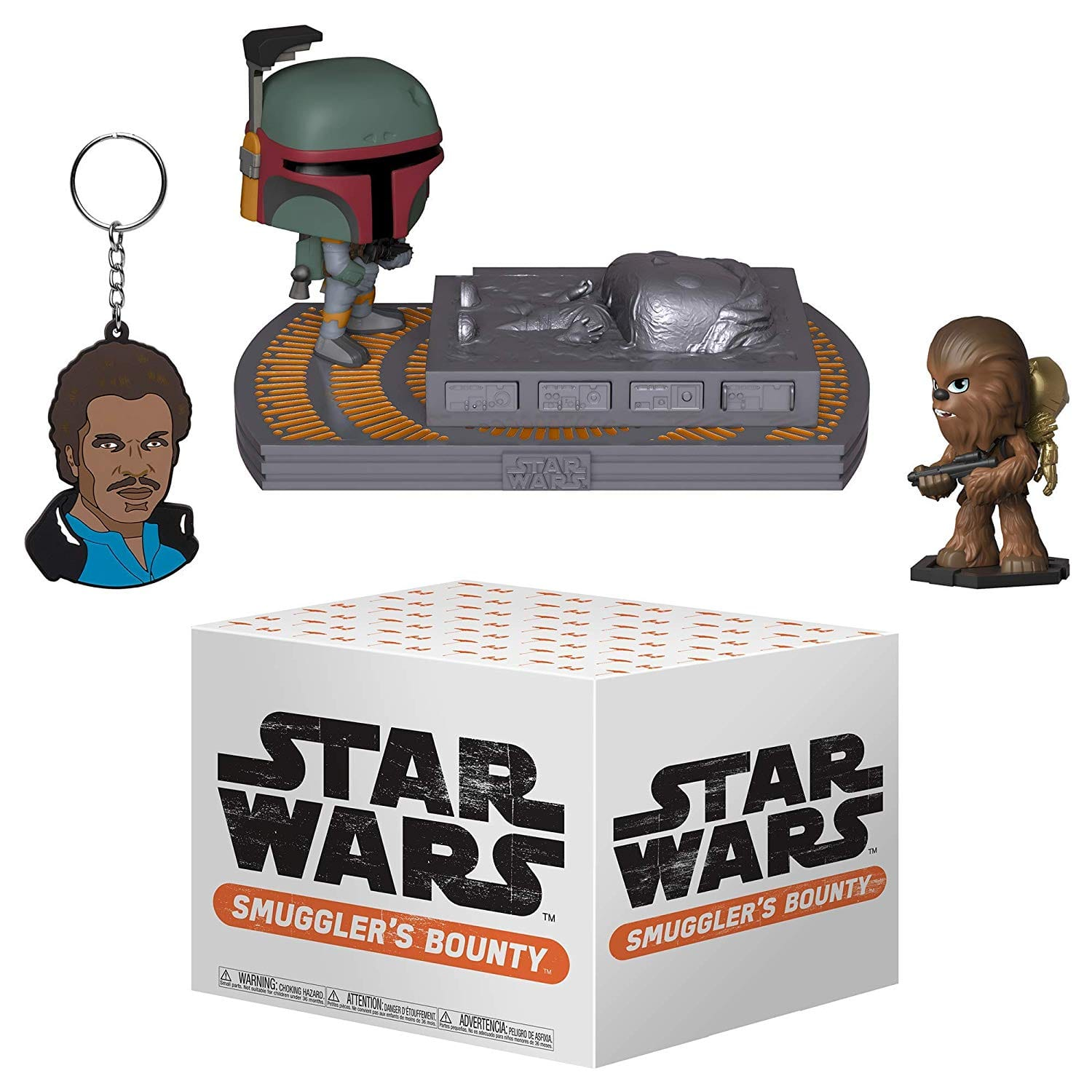 Funko Star Wars Smuggler's Bounty Boxes $12.99 each