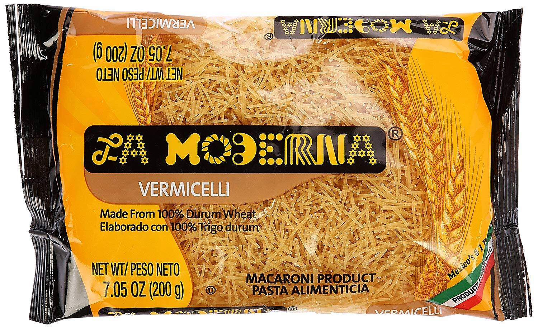 La Moderna Vermicelli, 7 oz $0.49