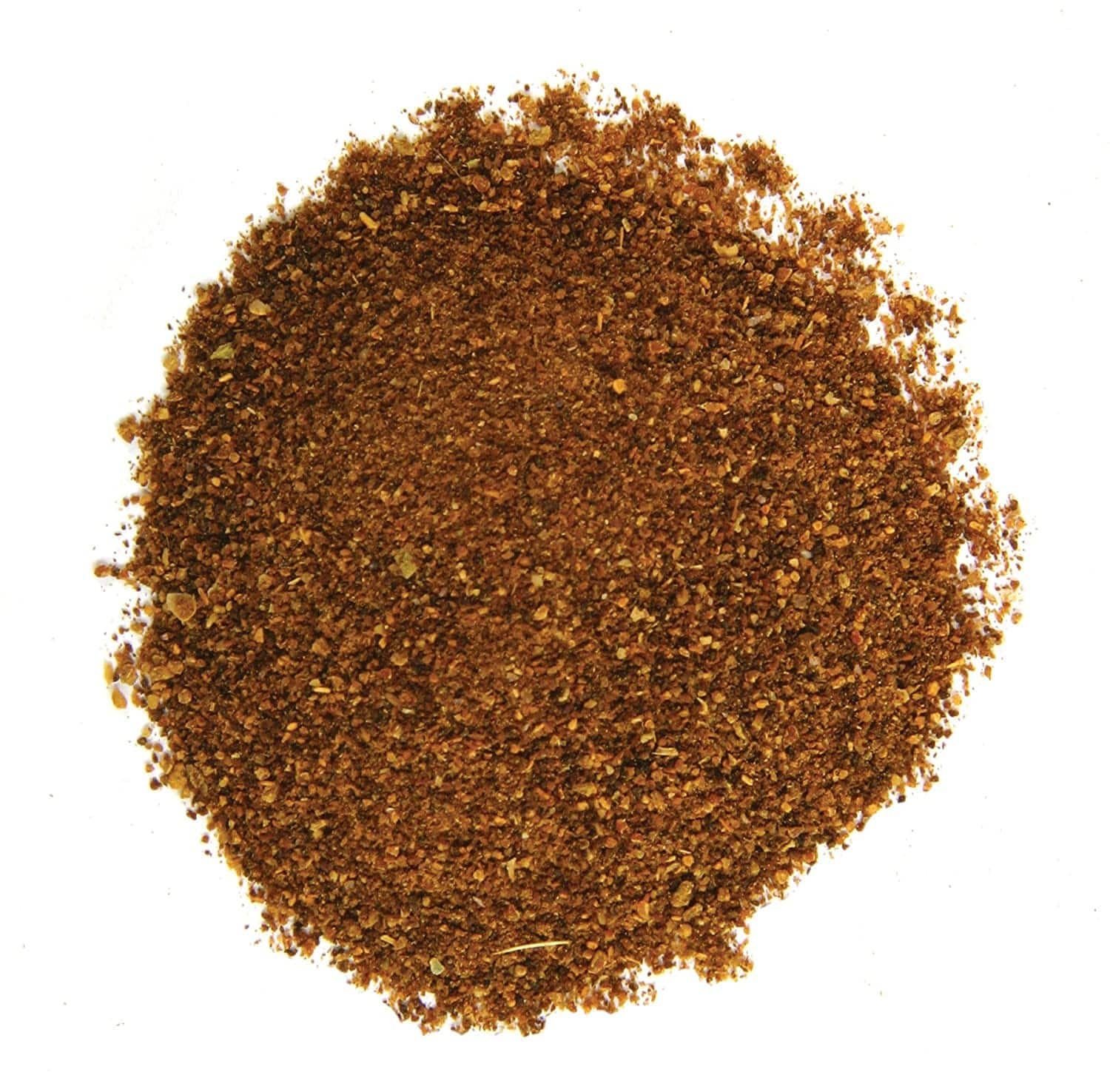 Frontier Co-op Chili Powder Blend Certified Organic, Kosher, Salt-Free, Non-irradiated 1lb $6