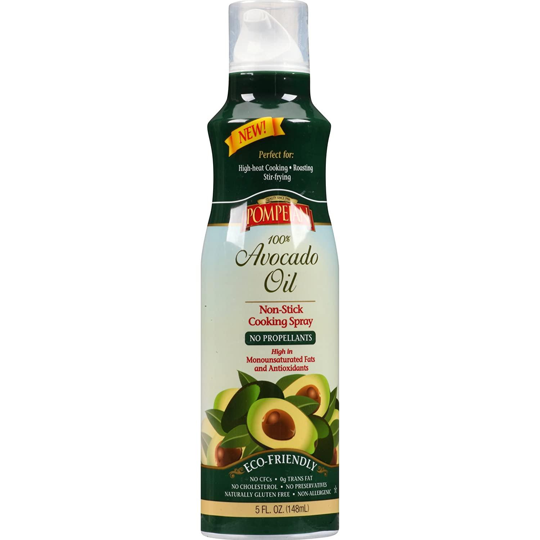 Pompeian Avocado Oil Cooking Spray - 5 Ounce $2.34