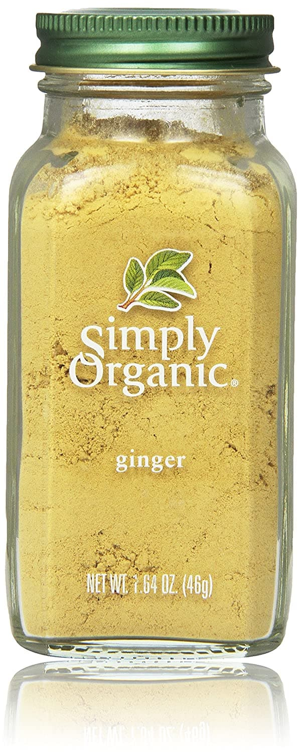 Simply Organic Ginger Root Ground Certified Organic, 1.64-Ounce Container $2.25 with s/s