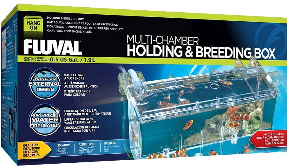 Marina Hang-On Fish Breeding Box (Large) $2.30