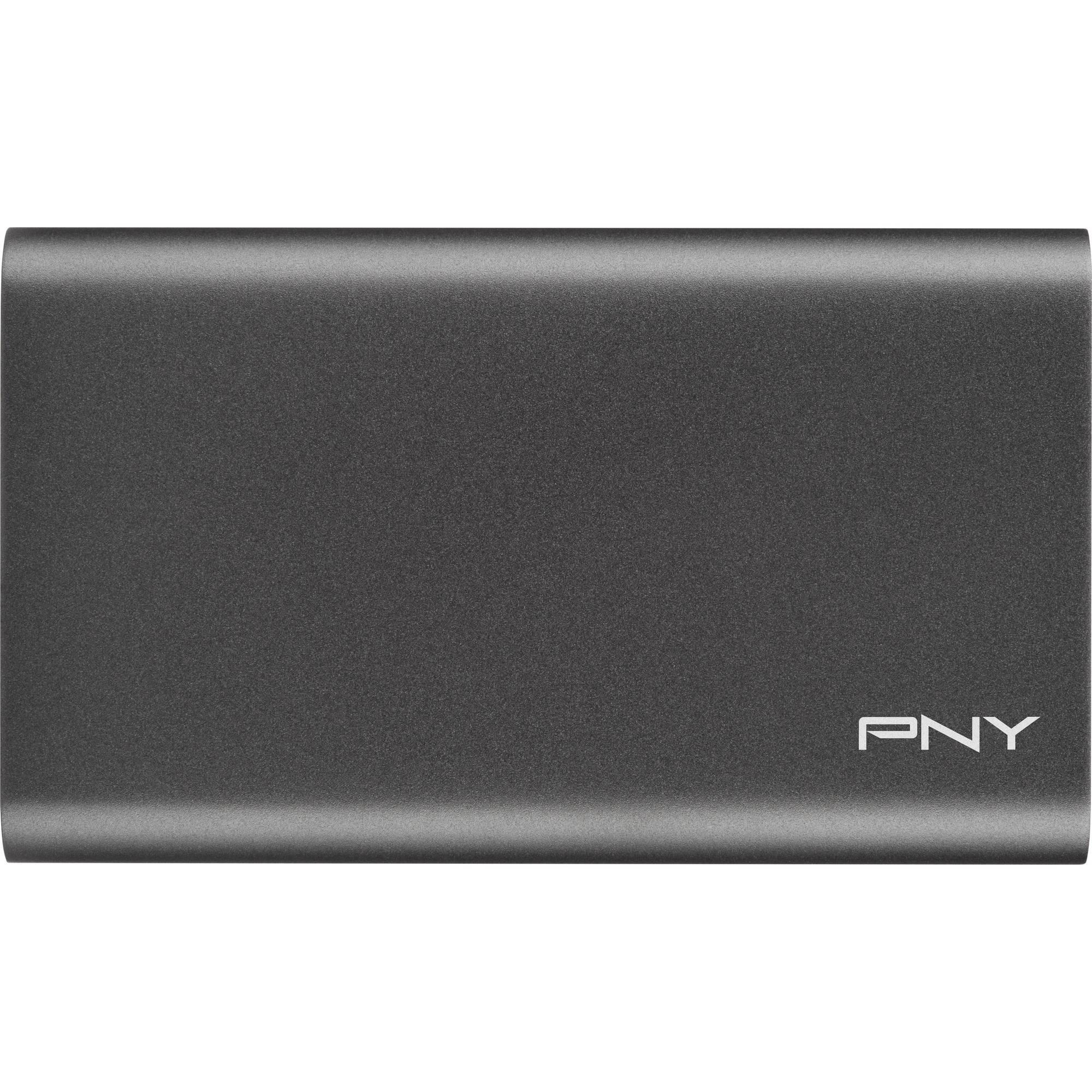 PNY Technologies 480GB Elite Portable SSD $15 YMMV Walmart