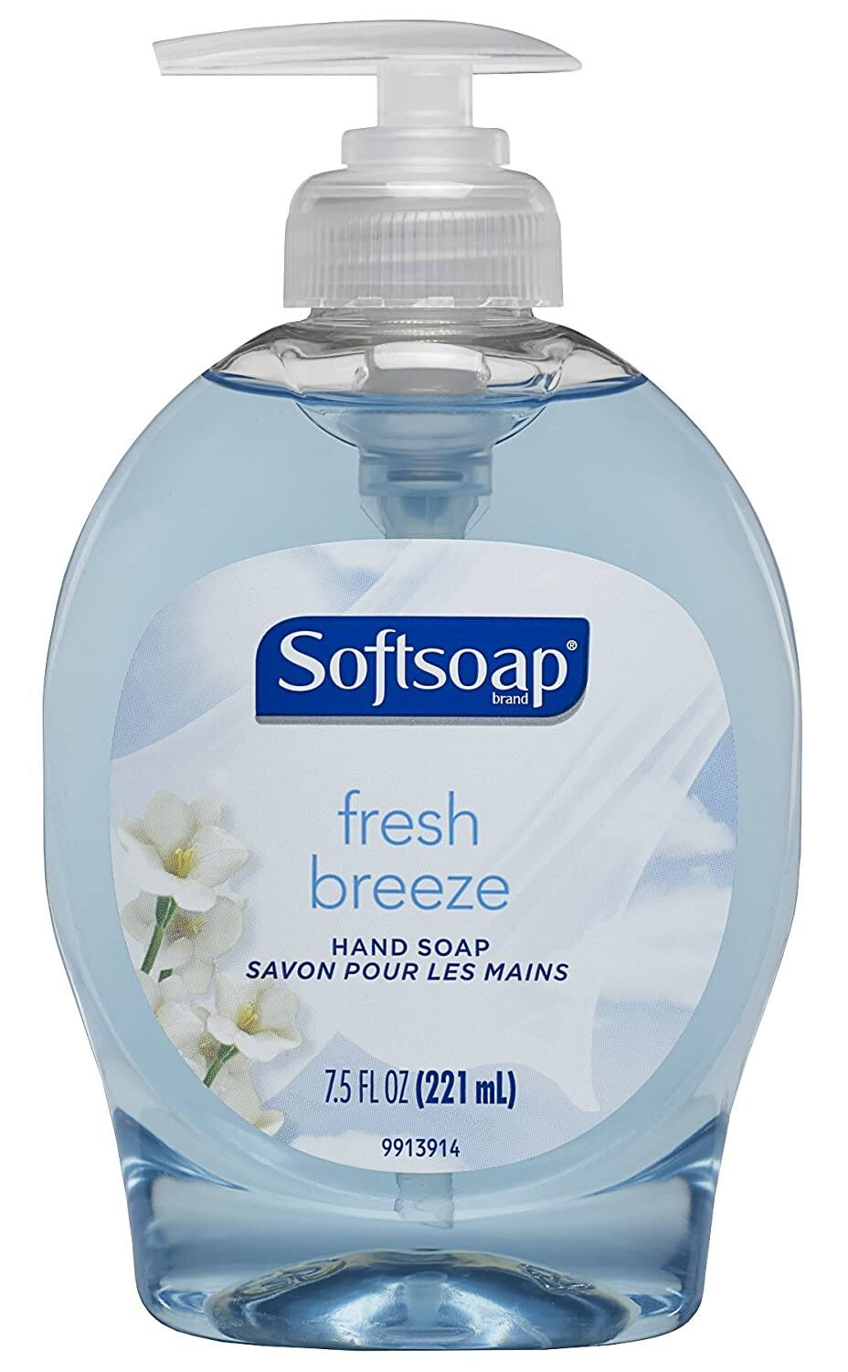 Softsoap Liquid Hand Soap, (Fresh Breeze or Milk & Honey) - 7.5 fluid ounce $0.88