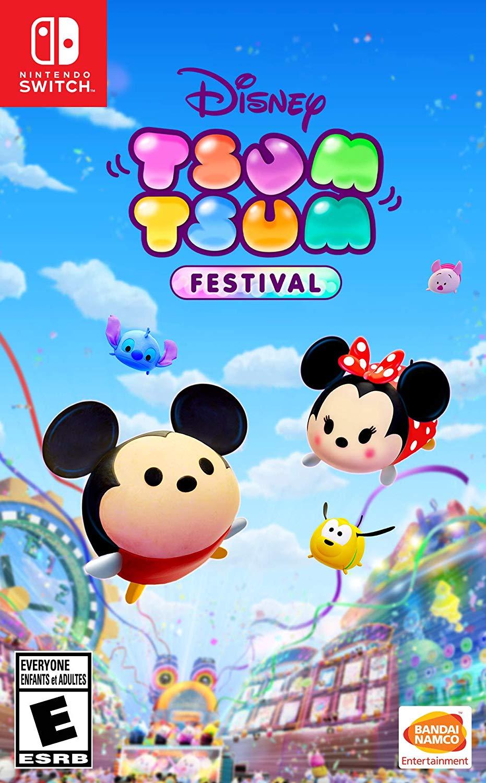 Disney Tsum Tsum Festival switch $10 YMMV