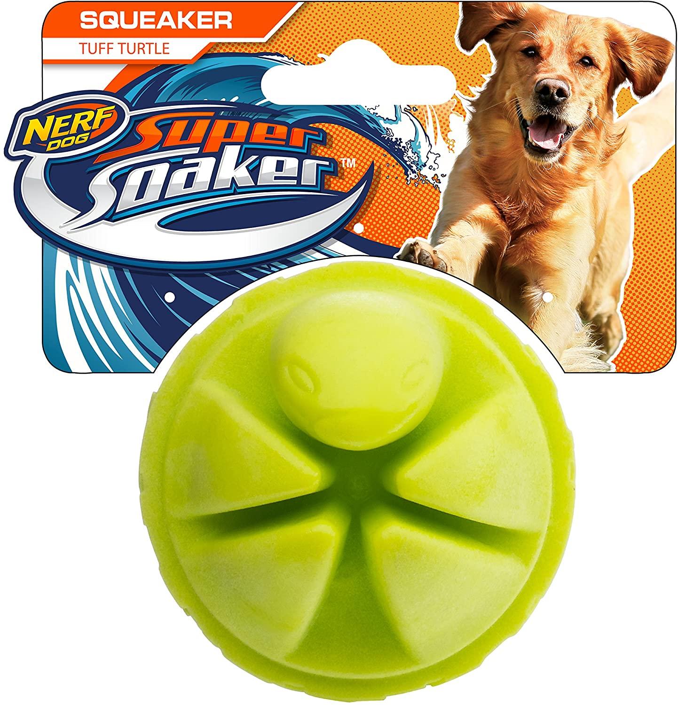 Nerf Dog Water Soaking Turtle Dog Toy $1.01