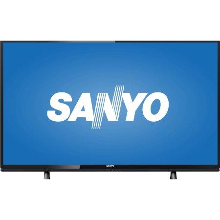 """Sanyo 50"""" 1080P HDTV - $154 YMMV"""