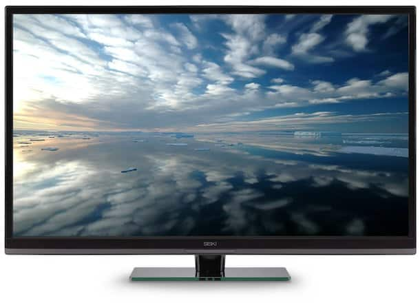 "Seiki SE65UY06 65"" 4k Ultra HD LED TV $799 Micro Center B&M"