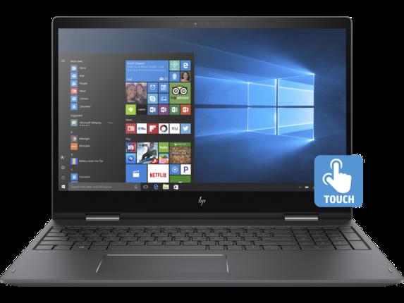 """HP Envy x360 2-in-1 15.6"""" Laptop: Ryzen 5 2500U, Vega 8, 8GB DDR4, 1TB HDD $524.99 + Free Shipping"""
