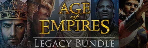 Steam: Age of Empires Legacy Bundle [HD] - ends in 40 hours