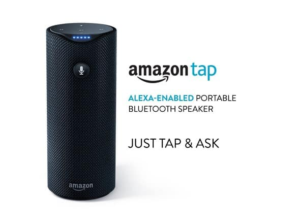 Woot: Amazon Tap Alexa-Enabled BT Speaker (Refurb).  Free Shipping w/Amazon Prime.  $29.99