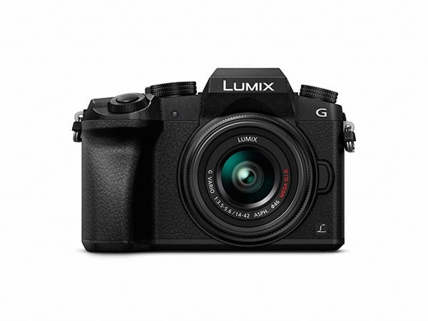 Panasonic LUMIX G7 4K Digital Mirrorless Camera with 14-42mm + free shipping $498 (backordered) Midwest - Auth Retailer